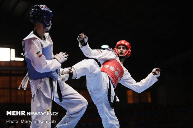 8th week of Taekwondo pro league