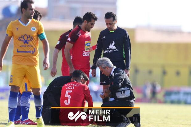 خلاصه بازی شهرداری ماهشهر و پرسپولیس؛ صعود زیر سنگ