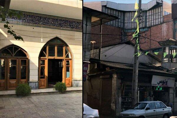 مسجد تاریخی «خَمسه طَیّبه» در آستانه تخریب است
