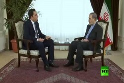 İran: İsrail'in Suriye'ye yönelik saldırısı yanıtsız kalmayacak