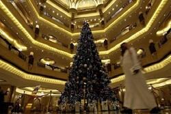 """""""السعودية"""" تحتفل بالكريسماس بعد تحريمه من قبل العلماء السعوديين!!!"""