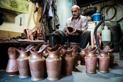 Handicrafts in Zanjan prov.