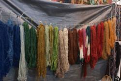 نمایشگاه مجازی قالیهای مزین به اشعار سعدی در موزه فرش برگزار شد