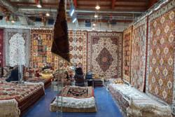دوازدهمین نمایشگاه تخصصی فرش دستباف قزوین افتتاح شد