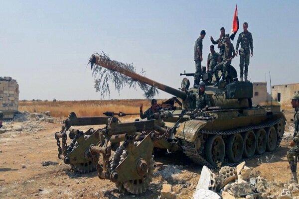 کنترل ارتش سوریه بر چندین روستا در حومه جنوبی ادلب
