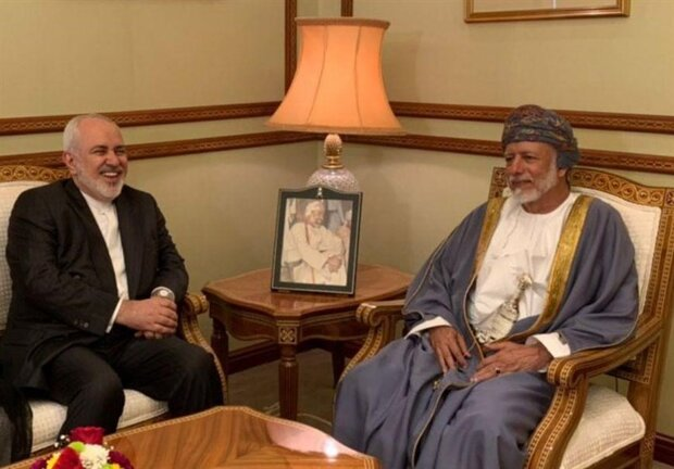 Bin Alawi to meet with Zarif in Tehran today