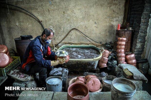 Handicrafts in Zanjan prov.