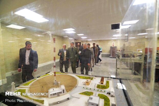افتتاح مجتمع بزرگ آموزشی، پژوهشی دانشگاه صنعتی مالک اشتر