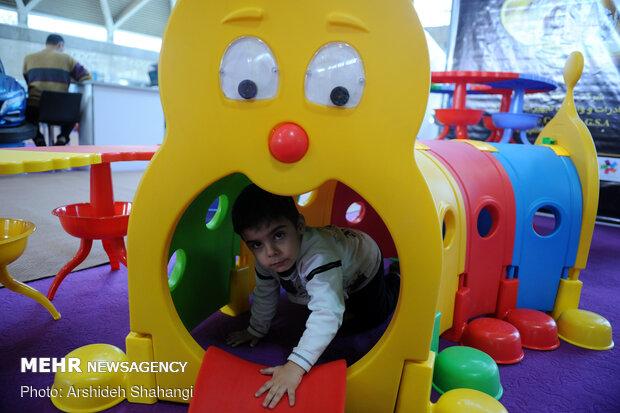 نهمین نمایشگاه بین المللی صنعت تفریحات ،سرگرمی ، شهربازی و پارک ها