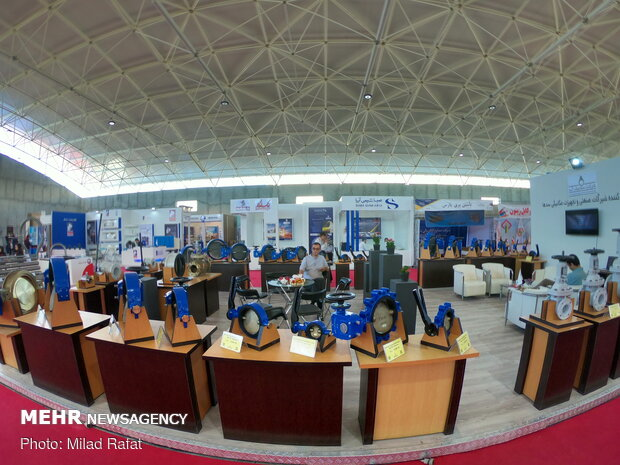 Shiraz to host 14th Intl. Oil, Gas, Petrochemical Exhibition