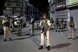 تلفات ارتش هند در عملیات منطقه کشمیر