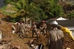 برازیل میں سیلاب اور لینڈ سلائیڈنگ سے 44 افراد ہلاک