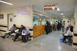 ۱۱۲۰ نفر با علایم کرونا به بیمارستانهای خوزستان مراجعه کردند