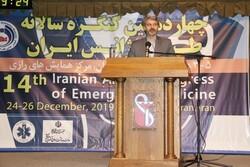 خدمات طب اورژانس ایران در خاورمیانه کم نظیر است