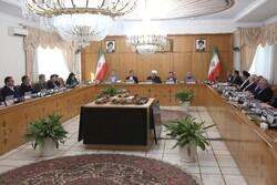 بيان الحكومة الايرانية حول الحوادث الاخيرة