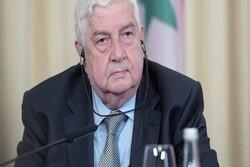 وزیر خارجه سوریه به «مسقط» سفر کرد