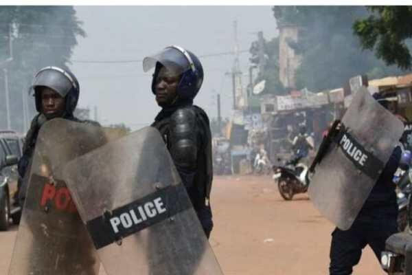 Burkina Faso'da kiliseye silahlı saldırı: 24 ölü