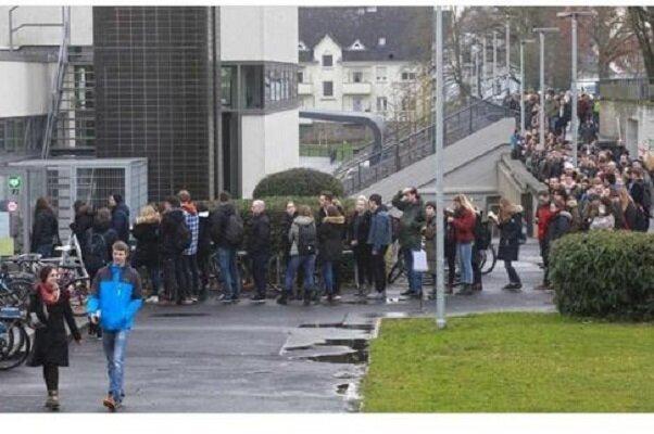 حمله هکری به دانشگاه