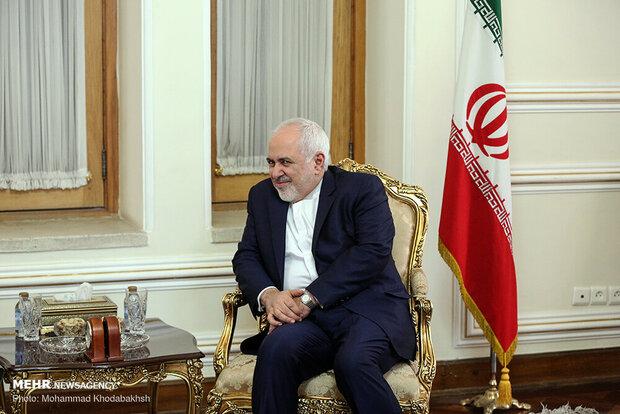 گفتگوی تلفنی ظریف با نخست وزیر و وزیر امور خارجه کویت