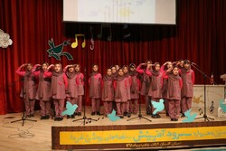 نخستین مهرواره سرود آفرینش در کانون گلستان آغاز به کار کرد