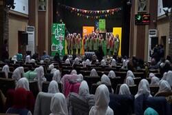 نخستین مهرواره سرود «آفرینش» در قزوین برگزار شد