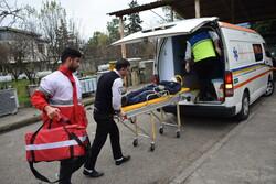 حوادث ترافیکی اصفهان ۳۰ مصدوم و ۲ فوتی داشت