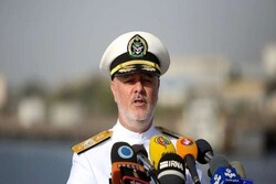 US, allies intended to disturb Iran, Russia, China joint military drill: Navy cmdr.