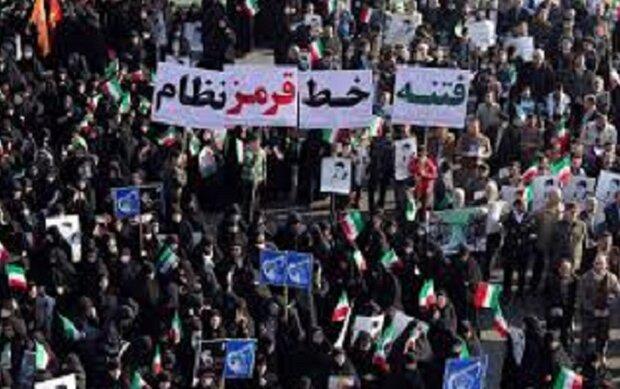تجمع بصیرتی ۹ دی در سراسر استان بوشهر برگزار میشود