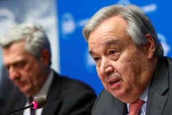 UN chief reacts to Trump's decision to halt WHO funds