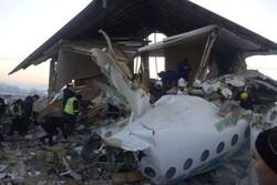 هواپیمای مسافربری قزاقستان با ۹۸ سرنشین سقوط کرد