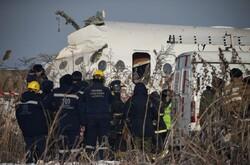 تحطم طائرة ركاب في كازاخستان/صور