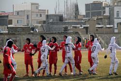تیم وچان کردستان عنوان نایب قهرمانی لیگ برتر بانوان را کسب کرد