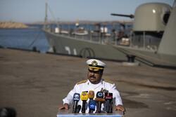 ایران ، روس اور چین کی مشترکہ بحری مشقوں کے بارے میں پریس کانفرنس