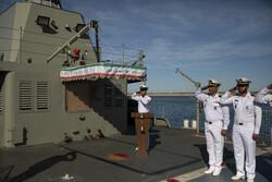 مؤتمر صحفي لمناورات عسكرية مشتركة بين الترويكا الإيرانية الروسية الصينية/صور
