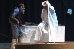تئاتر والس مردهشوران در شاهرود روی صحنه رفت