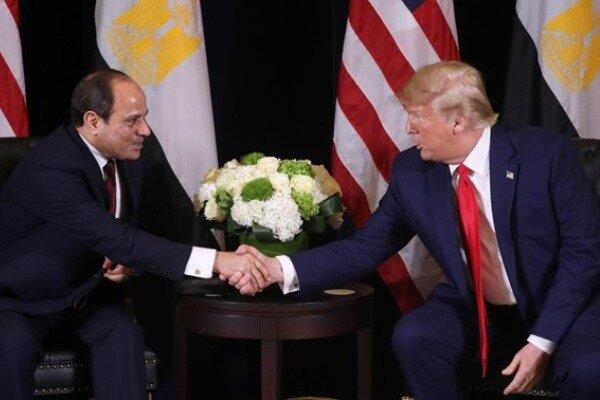 السیسی خواهان پایان دادن به مداخله خارجی غیرقانونی در لیبی شد!