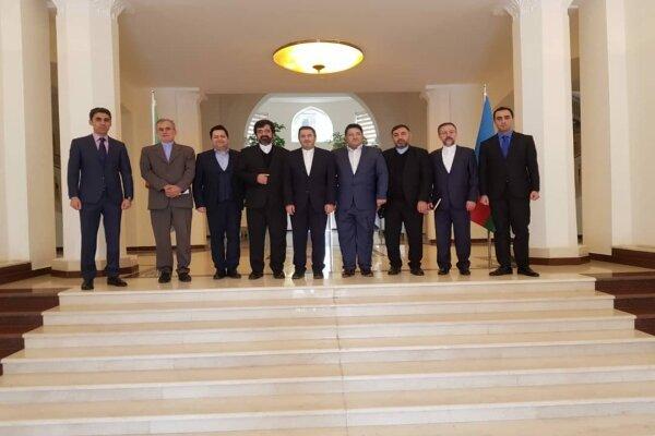 راه آهن پارس آباد به جمهوری آذربایجان دارای توجیه اقتصادی است
