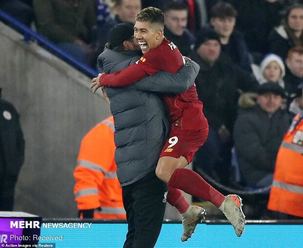 Liverpool, Premier Lig'de 4 maç sonra kazandı