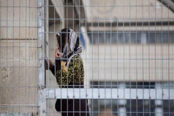 اسارت بیش از ۴۰ زن و دختر فلسطینی در زندانهای رژیم صهیونیستی