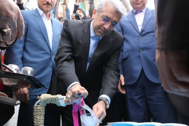 133 major energy projects inaugurated across Iran: minister