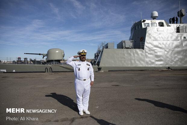 نشست خبری رزمایش مشترک دریایی ایران، چین و روسیه