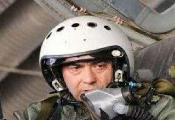 پیکر شهید رحمانی خلبان هواپیمای میگ ۲۹ ارتش در تبریز تشییع میشود
