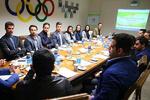 تدوین آئیننامه جدید برای کمیسیون ورزشکاران کمیته ملی المپیک