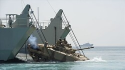 Iran's naval drill 'show of strength' to U.S.