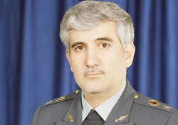 Late Commander-in-Chief of Iran Air Force Mansur Sattari in an undated photo.