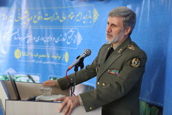 Self-sufficiency in defense sector, a model for other fields: Hatami
