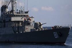 انتهاء المناورات البحرية المشاركة بين إيران، وروسيا والصين
