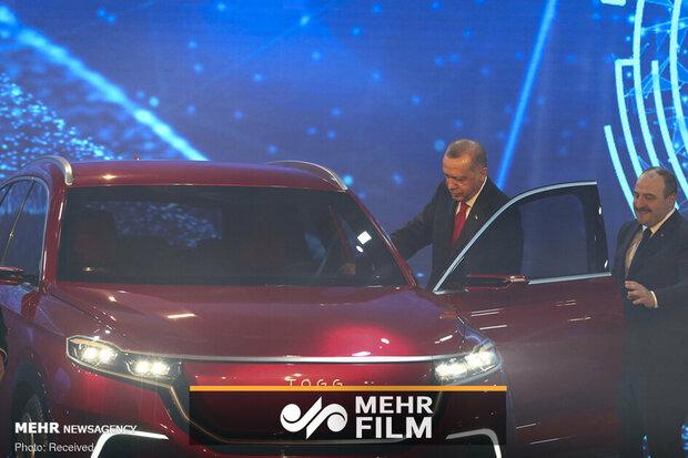 فیلمی از خودروی ملی ترکیه