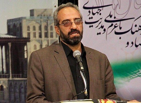 تجمع مردم اصفهان در راستای تجدید میثاق با سردار شهید سلیمانی