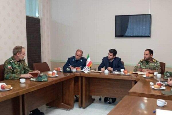جلسه کارگروه امور ایثارگران نیروهای مسلح آذربایجان شرقی برگزار شد